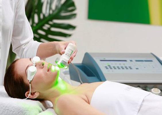 tratamiento electroporacion salon vogue spa